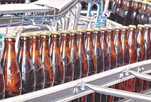 Flaschenabfüllung mit IO-Link Sensoren