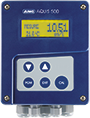 JUMO AQUIS 500 RS - Display Unit / Controller for Digital Sensors with Modbus Protocol (202569)