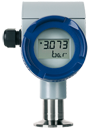 JUMO dTRANS p02 CERAMIC - Pressure Transmitter with Display (404387)