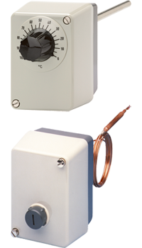 Surface-Mounted Single Thermostats, ATH Series (603021)
