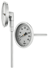 Dial Thermometer - Industrial Version (608002)