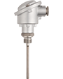 JUMO MarineTemp – Screw-in RTD Temperature Probe for Marine Applications from -50 to +400 °C (902850)